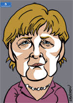 Portrait : Angela Merkel