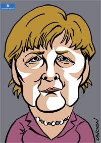 thème numérologique pour Angela Merkel