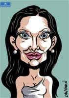 Portrait : Angelina Jolie
