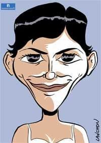 Portrait d'Audrey Tautou, Actrice Française au fabuleux destin...