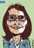 Portrait : Cécile Duflot