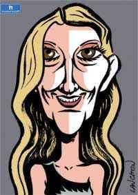 thème numérologique pour Céline Dion