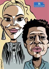 Numérologie de couple pour Beyoncé & Jay-Z