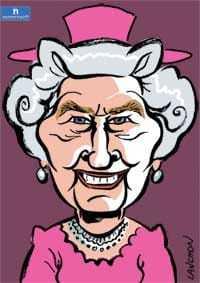 thème numérologique pour Elizabeth II