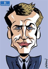 thème numérologique pour Emmanuel Macron