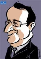 Portrait : François Hollande