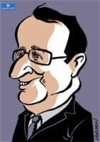 Portrait : François Hollande