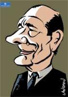 Portrait : Jacques Chirac