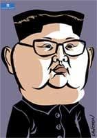 Portrait : Kim Jong-Un
