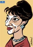 Portrait : Maria Callas