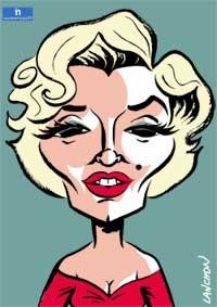 thème numérologique pour Marilyn Monroe