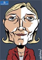 Portrait : Marine Le Pen