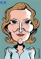 Portrait : Nathalie Kosciusko-Morizet