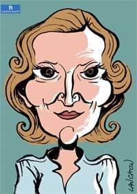 Portrait de Nathalie Kosciusko-Morizet