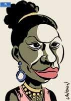 Portrait : Nina Simone