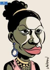 thème numérologique pour Nina Simone