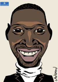 Portrait d'Omar Sy