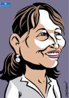 Portrait : Ségolène Royal